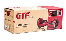 Гироскутер GTF JETROLL CLASSIC EDITION RED Classic, фото 2