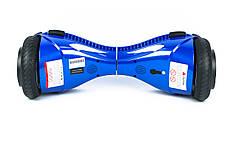 Гироскутер GTF JETROLL UNITED 8 EDITION BLUE GLOSS Classic, фото 3