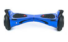 Гироскутер GTF JETROLL UNITED 8 EDITION BLUE GLOSS Classic, фото 2