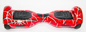 Гироборд Classic 6.5′ Spider Man (Led, Bluetooth, пульт, сумка), фото 2