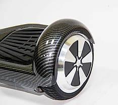 Гироборд Classic 6.5′ Digital Carbon (Приложение к телефону, Самобаланс, Led, Bluetooth, сумка), фото 3