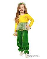 Детский карнавальный костюм РОМАШКА Код 219, фото 1