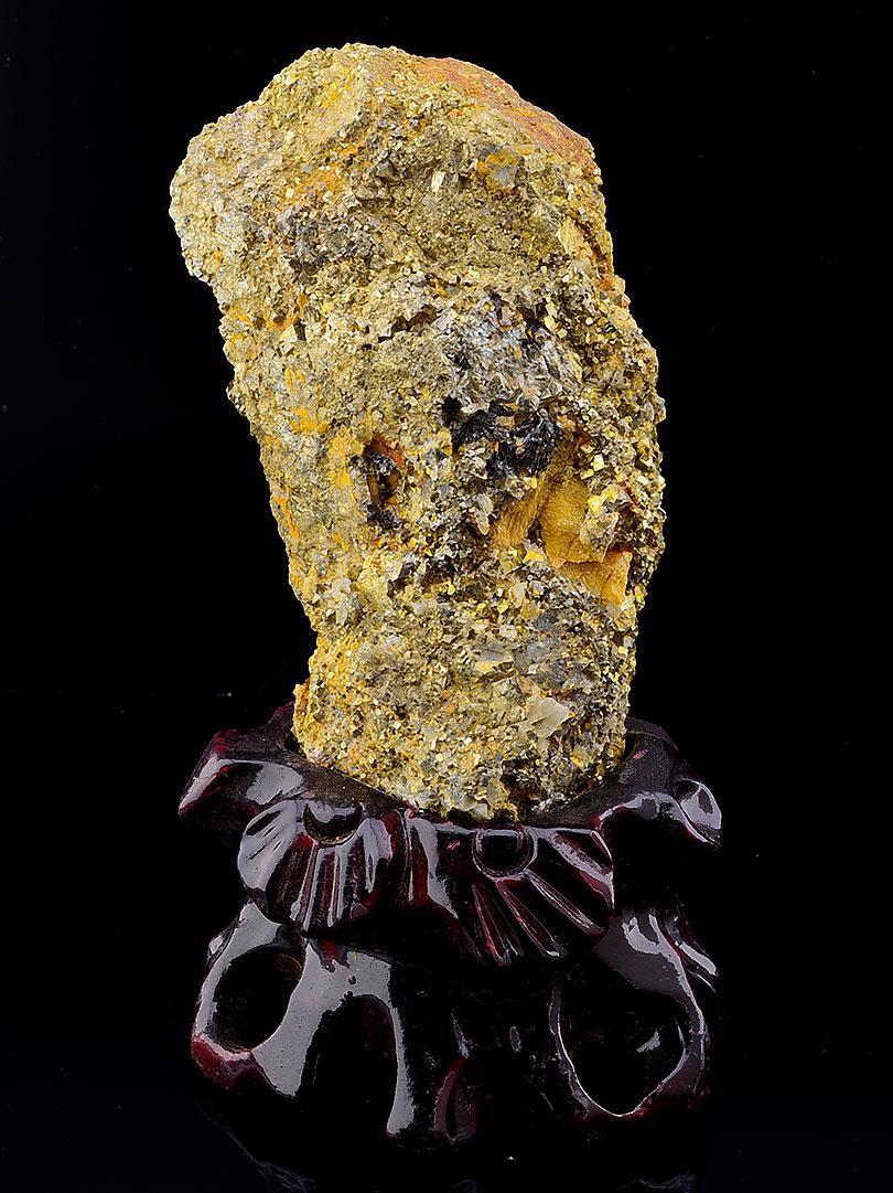 Пирит камень натуральный коллекционный