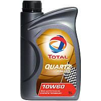 Моторное масло Total QUARTZ RACING 10W-60 1L