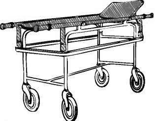 Аксессуар ORMED для транспортировки больных, фото 2