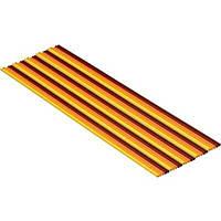 Стержень для 3D-ручки 3Doodler Create для проф.использования Осенняя листва 25 шт (PL-MIX10)
