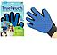 Перчатка для вычесывания шерсти животных True Touch Тру Тач, фото 4