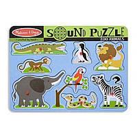 Развивающая игрушка Melissa&Doug Зоопарк (MD727)