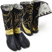 Японская дизайнерская обувь — ниндзя шуз модель Elephant black
