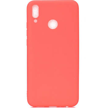 Силиконовый чехол Candy для Samsung Galaxy A40 (A405F)