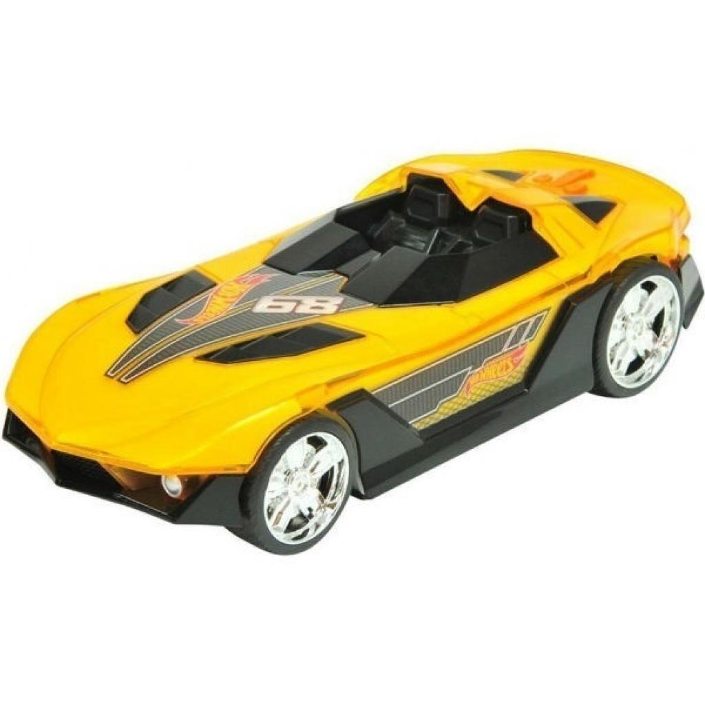 Машина Toy State Супер гонщик Yur So Fast со светом и звуком 25 см (90531)