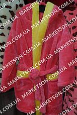 Детский махровый халат с ушками Зайка для детей от 2 до 3 лет, фото 3