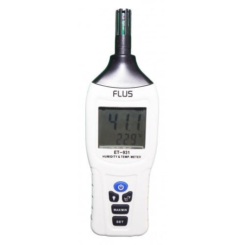 Термогигрометр FLUS ET-931