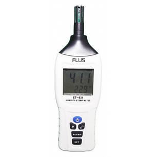 Термогигрометр FLUS ET-931, фото 2