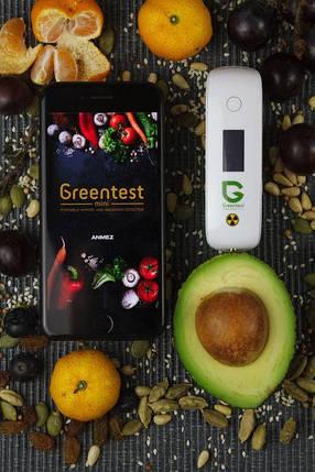 Бытовой нитрат-тестер ANMEZ Greentest Mini + тестер жесткости воды, фото 2