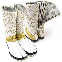 Японская обувь — ТАБИ модель Elephant white