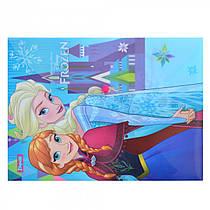 Папка-конверт на кнопці 1 Вересня A4 Frozen 491333