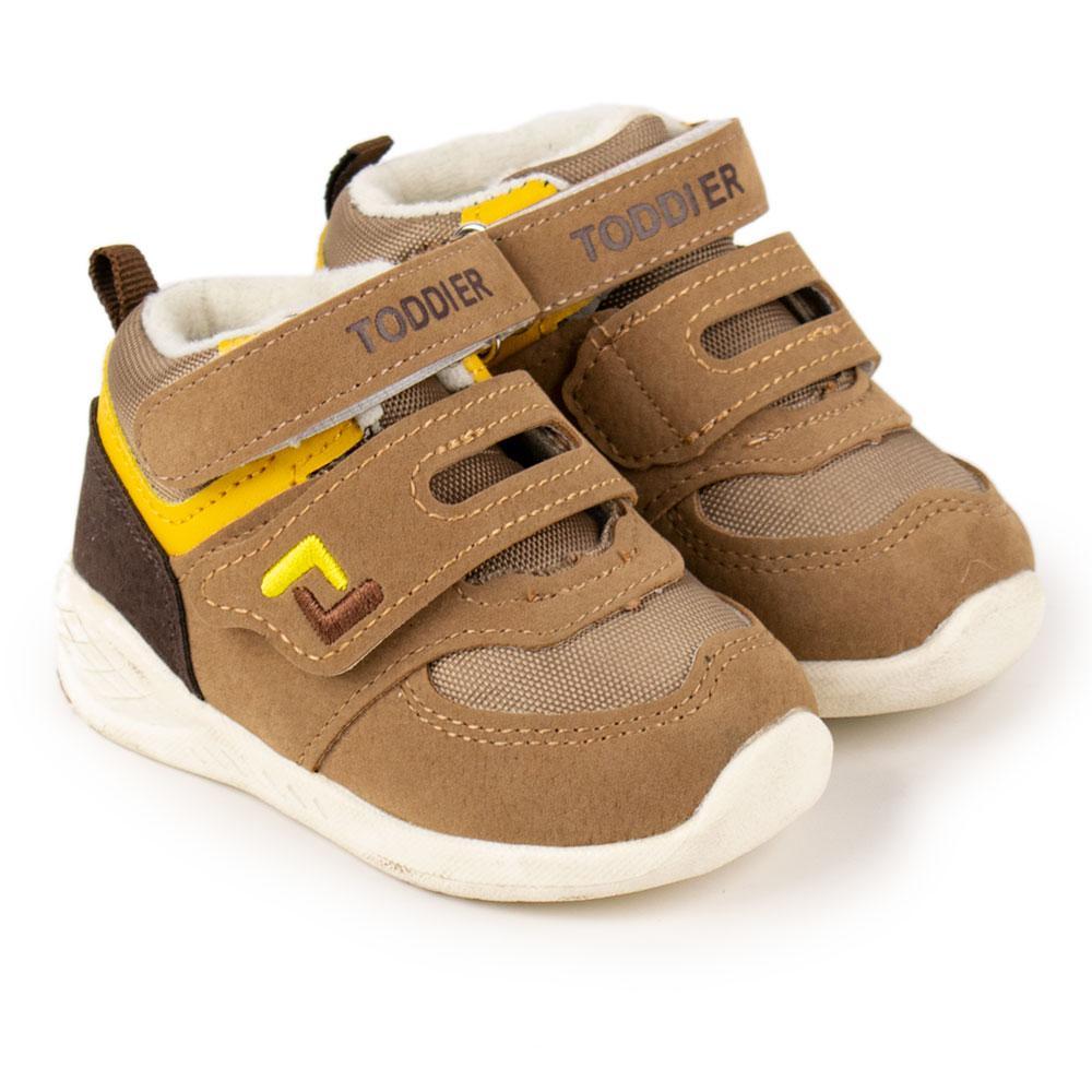 Ботинки для мальчиков Jong Golf 21  коричневый 980586