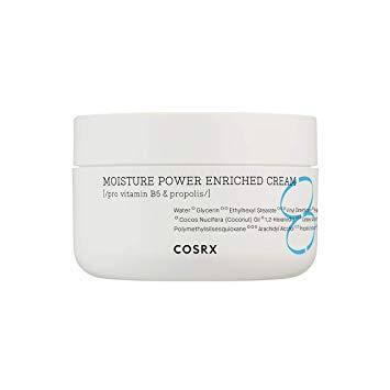 Увлажняющий и укрепляющий крем COSRX Hydrium Moisture Power Enriched Cream 50ml, фото 2
