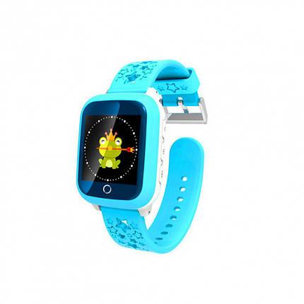 """Детские умные часы Robot DS28 смарт-часы с GPS 3G 1.44"""" Голубой , фото 2"""