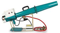 Отпугиватель птиц - пропановая пушка BIRDSCARER с электрическим приводом