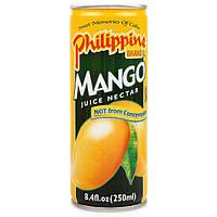 Сок нектар из манго ТМ Philippine 250мл