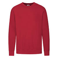 Мужской демисезонный стильный свитшот под принт красный, фото 1