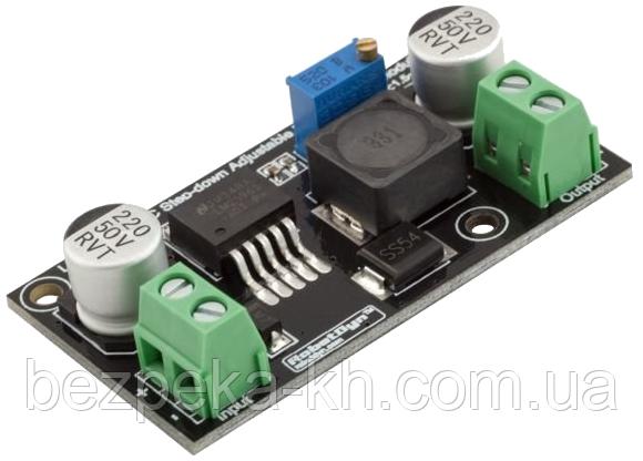 LM2596 Adjustable Power Supply Module