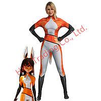 Карнавальный костюм для девочек Вольпина + кулон -Volpina, фото 1