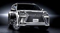 Тюнінг обвіс Lexus LX 570/450d 2016+ р. в. під заводську ґрати