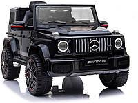 Детский электромобиль  MERCEDES G63 AMG LUX (Лицензия) черный