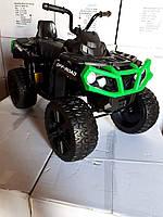Квадроцикл детский аккумуляторный Grizzly 8808 черный