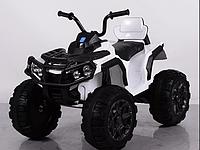 Квадроцикл детский аккумуляторный Grizzly 8808 белый