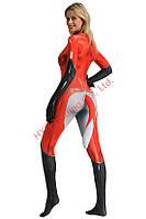 Карнавальный костюм для девочек Рена Руж + кулонRena Rouge