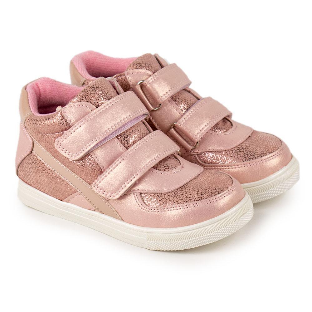 Ботинки для девочек С. Луч 28  розовый 980596
