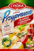 Вкусовая приправа для блюд из картофеля 30 г Cykoria Польша