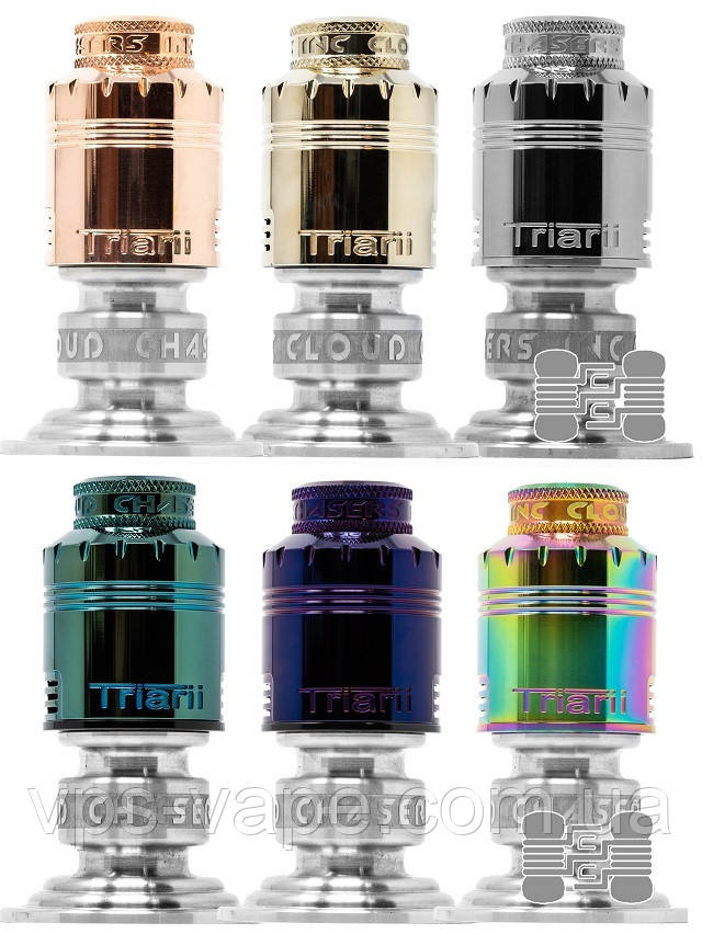 Triarii 30mm RDA by Cloud Chasers Inc
