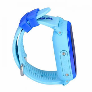 Умные детские часы Svelte WG400S/DF25 Aqua Blue, фото 2