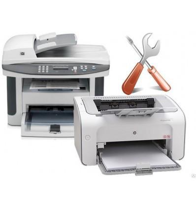 Ремонт печатно-копировальной техники
