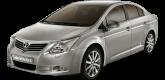 Фонари задние для Toyota Avensis 2009-11