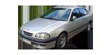 Фонари задние для Toyota Avensis 1997-02