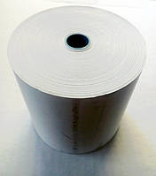 Кассовая лента 80 мм 85 м (РЕАЛЬНАЯ намотка) термо, втулка 12 мм Касова Стрічка Чековая Лента