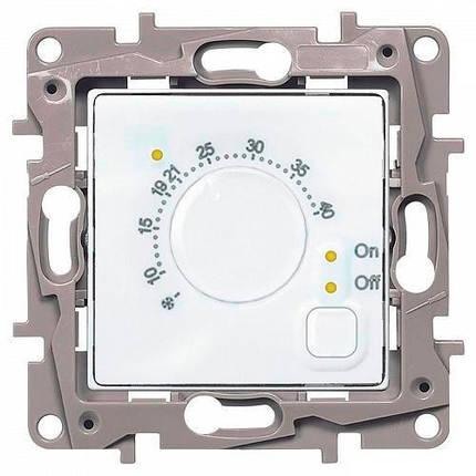Термостат для пола LEGRAND Etika Белый (672230), фото 2