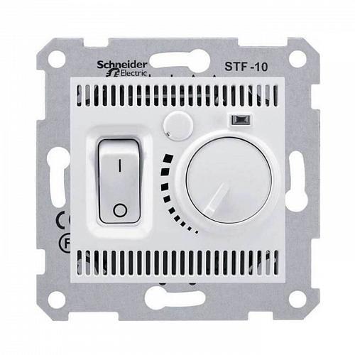 Термостат комнатный Schneider Sedna Кремовый (SDN6000123)