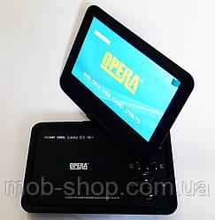 """Портативний ДВД з цифровим телебаченням DVD плеєр Opera NS-998 9,5"""" + зовнішня автомобільна антена"""