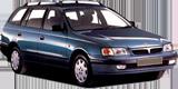 Фонари задние для Toyota Carina E 1992-97