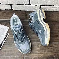 Кросівки чоловічі Balenciaga Triple S 99993 ⏩ [ 44 останній розмір]