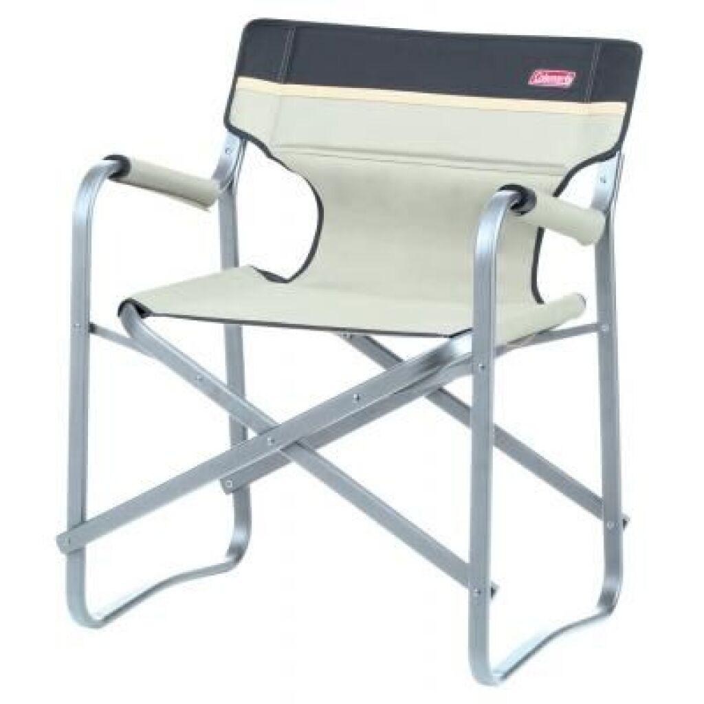 Кресло складное Coleman Deck Chair Khaki (204065)