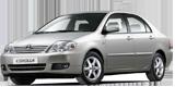 Фонари задние для Toyota Corolla 2002-07