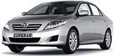 Ліхтарі задні для Toyota Corolla '07-12
